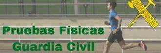 Pruebas físicas de guardia civil