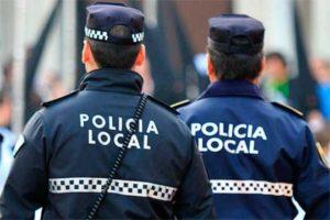pruebas fisicas policia local